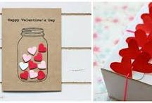 ¨¨¨¨Valentine's Day¨¨¨¨ / DIY & jolies choses