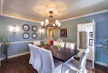 Dining room updates / by Kimberly Golden