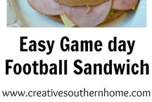 Sandwiches and wraps!
