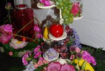 Flower Arranging Demonstrations / We hold  regular Summer and Christmas Flower arranging demonstrations -visit our website for details of the next one!