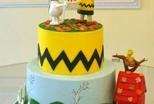 Charlie Brown Themed Shower/Party / by Morgan Trent