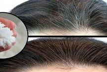 Elimina capelli grigi