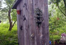 Outhouses/Sheds