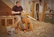Chicone Cabinetmakers TV / A view into the shop of Chicone Cabinetmakers.