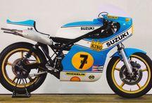 Racing Bikes / On road racing motorcycles
