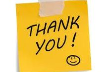 Thank You By Atul Peters