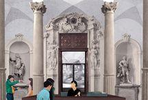 ARCHITECTURE collage