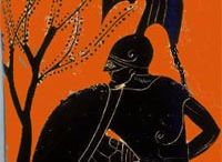Ancient Greece / Ancient Greek food, architecture, history, art, vase painting, and all kinds of stuff from ancient Greece.