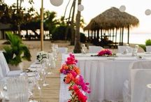 Wedding Reception Ideas / Decorations & Inspiration