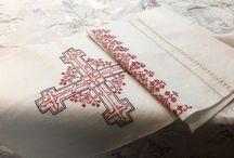 Pascha | Orthodox Easter / Pascha crafts. Easter crafts. Pascha recipes. Easter recipes. Pascha baskets. Easter baskets. Pascha basket covers. Patterns for Pascha basket covers. Blackwork embroidery. Pascha traditions. Christ is risen!