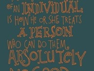 Quotes / by Tracee Fruman