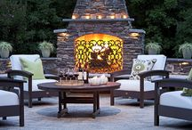 Outdoor Living and Decor / Little used areas on your property can be converted into functional and beautiful space.