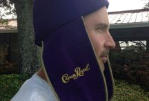 Crown Royal Bags / What to do with DH's Crown Royal Bags