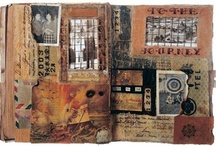 Art journaling/Carnets/Cahiers/Livres
