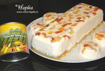 prăjitură fără coacere foarte bună!!!