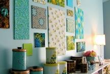 craft room / by Melody Bassett