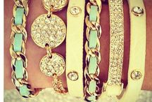 Jewellery...this girl´s obsession
