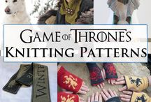 Game Of Thrones Mittens