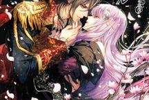 Leon x Violette Reine des fleurs