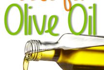 Health & Olive Oil..  / Not only to cook