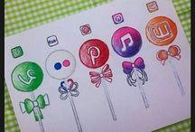 Αplicasions & logos