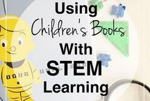 STEM / A board with ideas and activities for STEM