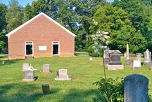 Bethesda Church and Cemetery, Morristown, TN