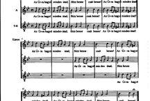 Alkotások / egyházi énekek, feldolgozások