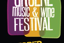 Gruene Music & Wine Festival / Texas wine, live tunes and great bites!