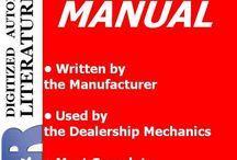 Aprilia Service Manuals