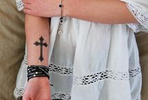 Tetování křížků