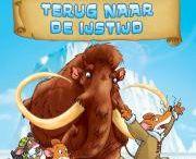 Kinderboeken Hunebedwinkel / Kinderboeken van het Hunebedcentrum!