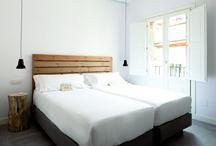 Your home in Barcelona / Habitaciones totalmente reformadas con materiales naturales y ecológicos..