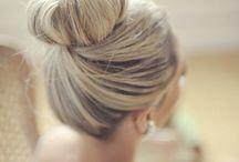 Wedding hair up-dos / Wedding hair updo styles