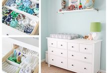 Perry Berry Nursery / How to organize the room