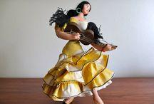 dolls of  Roldan Klumpe Layna