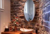 Banheiros geniais