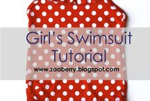 Swimsuit Patterns and Tutorials