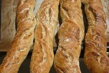 Chleba, pečivo
