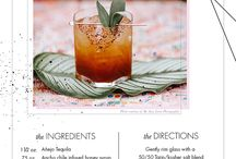 The Roc Shop Cocktail Recipes / Get your drank on with The Roc Shop cocktail recipe book - pin, pour, shake and enjoy! Cheers!