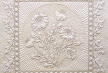 Wholecloth quilt ideas