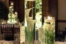 decoração jarras, cilindros