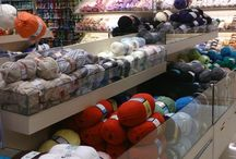 Barcelona yarn shopping