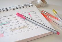 Planners, Journals, Filofax / by Katelyn Mann