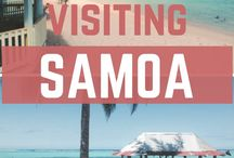 Samoa Travel Inspiration / Inspiration for your Samoa trip