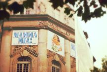 MAMMA MIA! Theatres / MAMMA MIA! theatres old and new, from around the world