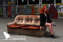 Julie Bonnard Créations - Collection Privée / Découvrez la nouvelle collection, la Collection Privée