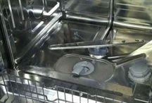 Afwasmachine schoonmaken