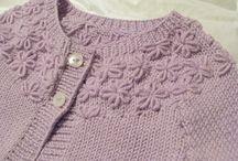 Knit Baby Jacket&Cardigan&Bolero