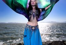 Artistic Photos of Belly Dancers / Artistic Photos of Belly Dancers